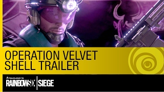 Rainbow Six Siege - Operation Velvet Shell DLC Trailer
