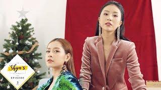 In Shyn's Closet // Episode 3 - Quỳnh Anh Shyn x ChiPu : Merry Xmas ! -  Giáng Sinh mặc gì ?!
