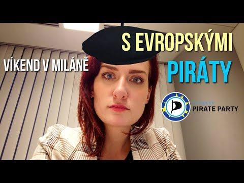 Evropa potřebuje Piráty - Sjezd v Miláně [#10 BEHIND THE SCENES]