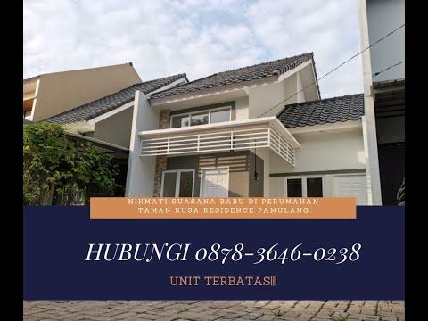 Call/WA 0878-3646-0238, Jual Rumah di Jalan Raya Bambu Apus
