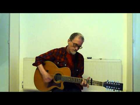 Steve Gilmore - Only Love Can Break Your Heart (Cover)