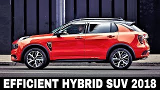 10 Plug-in Hybrid SUVs with Most Efficient Engines (2018 Models Reviewed)