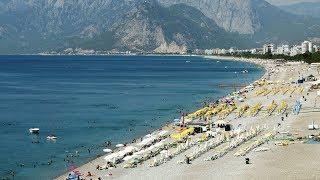 На курортах Турции