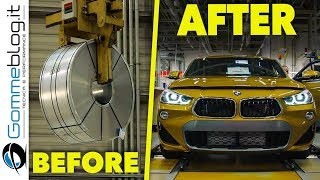 2018 BMW X2 | CAR FACTORY PRODUCTION | How It's Made Car Manufactory