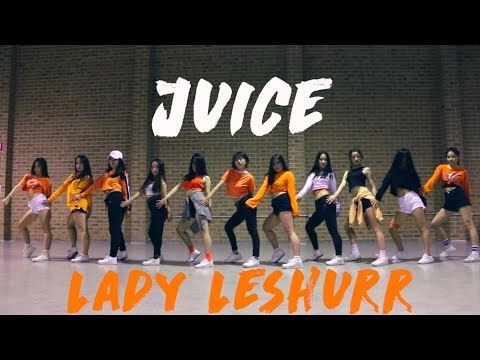 Lady Leshurr - Juice | iMISS CHOREOGRAPHY