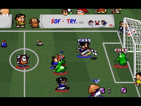 Super Action Ball (a.k.a. 슈퍼액션볼) (Softry, RGB) (MS-DOS) [1995]