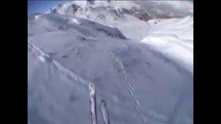 Parapente et ski