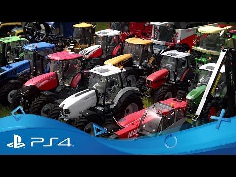 Farming Simulator 17 | Games | PlayStation