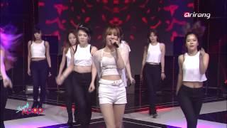 Simply K-pop Ep126 Song Haye HELLO JJCC Park Boram Lip Service Red Velvet DELIGHT