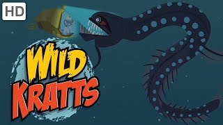 Wild Kratts - Dive into the Atlantic Ocean!