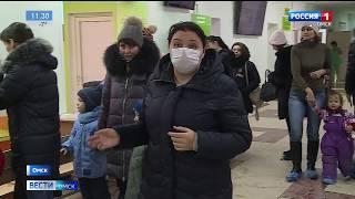 Городские поликлиники сейчас работают в авральном режиме
