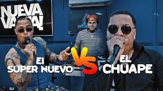 EL CHUAPE vs EL SUPER NUEVO (CON DJ SCUFF)
