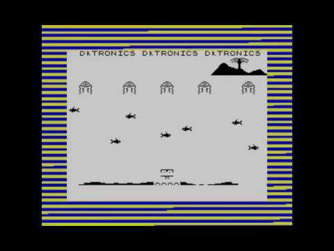 Clásicos del Spectrum: Jawz (Elfin Software-DK'tronics)
