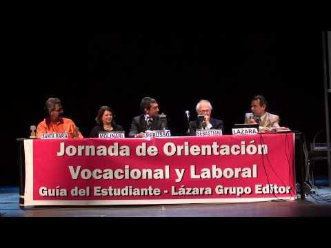 Dr. Aldo Perusso - Premio Vocación Académica 2014