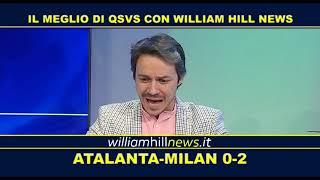 QSVS - I GOL DI ATALANTA - MILAN 0-2  - TELELOMBARDIA / TOP CALCIO 24