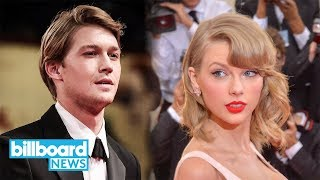Joe Alwyn Talks 'Successfully Very Private' Relationship with Taylor Swift | Billboard News
