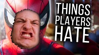 Spider-Man PS4: 10 Things Players HATE
