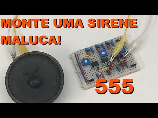 MONTE UMA SIRENE MALUCA! | Conheça Eletrônica! #113