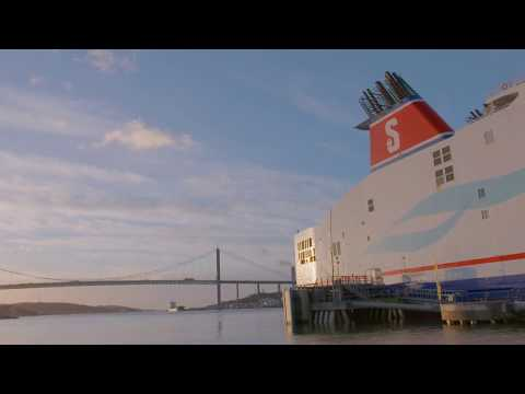 Innovation and collaboration saves (a lot of) fuel on Stena Scandinavica