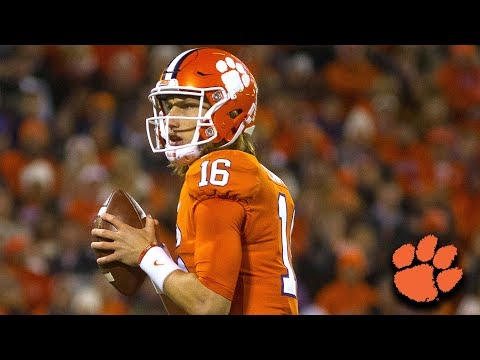 Trevor Lawrence Leads Clemson To 5th-Straight Win Over South Carolina