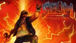 Playing Seum: Speedrunners from Hell: Hoppy with a Smooth Finish