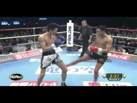 Giorgio Petrosyan vs. Yoshihiro Sato FINALE K1 WORLD MAX 2010