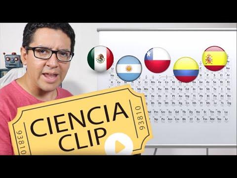 5 Elementos con Acentos l Ciencia Clip Challenge