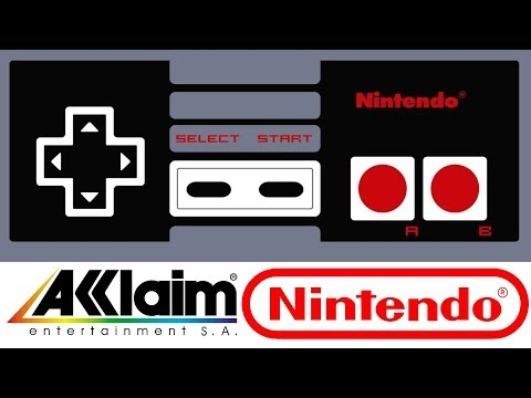 TOP 10 ACCLAIM NES GAMES
