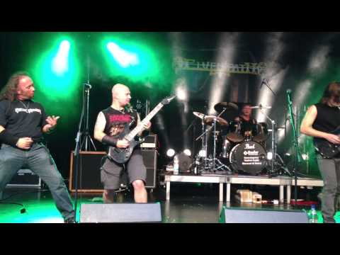 Elvenpath - Into the Future (Live Taunus Metal Festival V 06.07.2013)