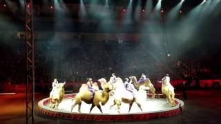 Ringling Brothers and Barnum & Bailey Circus Xtreme Farewell Performance 2017