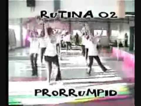 danza adulam rutina 2: Prorrumpid
