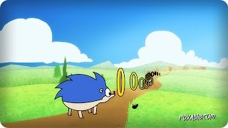 SCIENTIFICALLY ACCURATE ™: SONIC THE HEDGEHOG