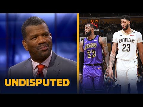 Rob Parker: 'No way, no how' Anthony Davis gets traded to Lakers before deadline   NBA   UNDISPUTED