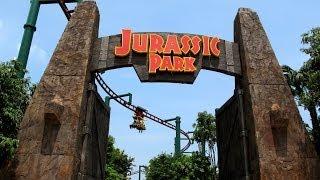 Universal Studios Singapore Complete Walkthrough 2014 Version