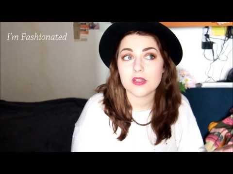 O que Tenho na Minha Mala #2 + Nova Cor de Cabelo | Video