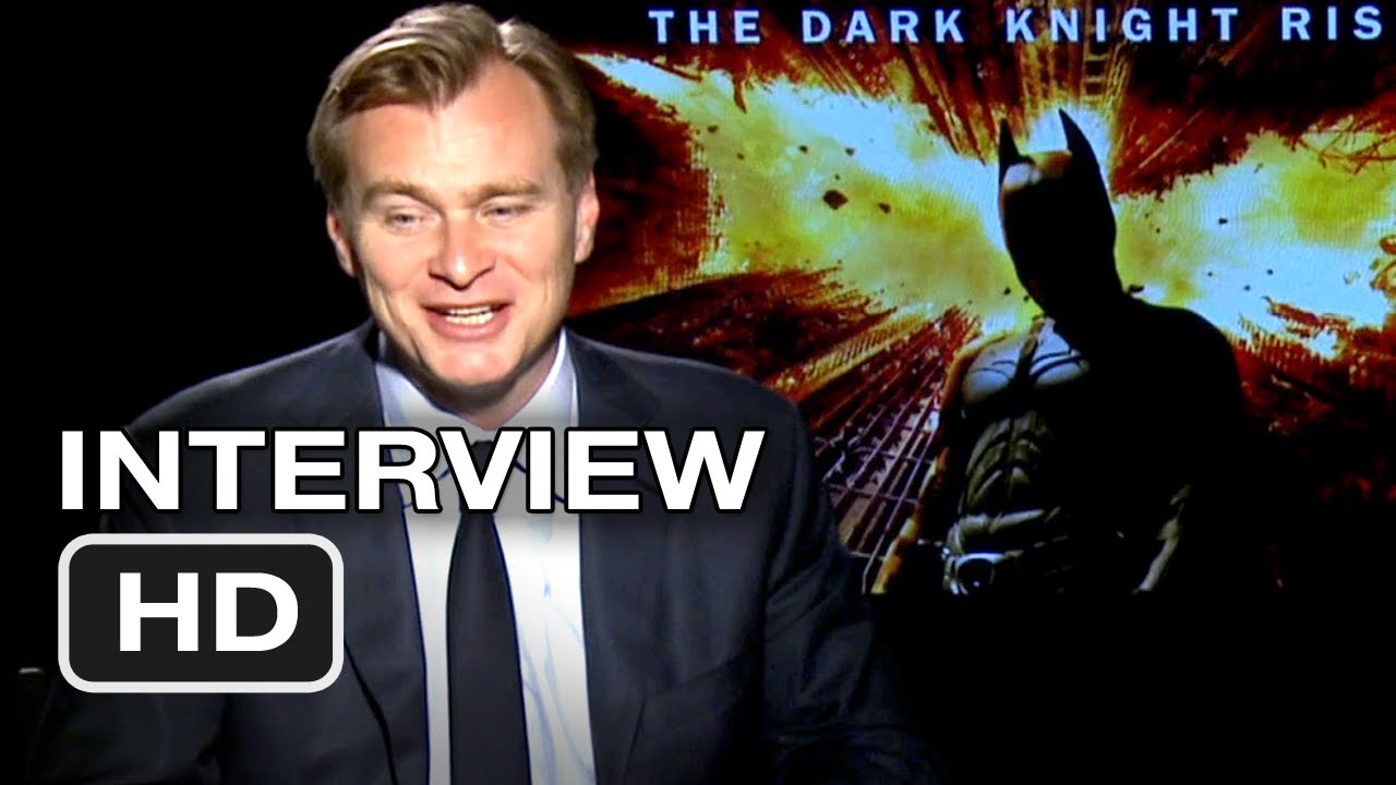 The Dark Knight Rises Interview - Christopher Nolan (2012) HD ...