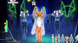Just Dance 2015 What Does the Fox Say