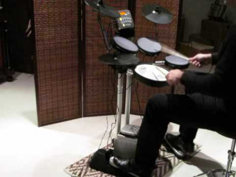 Duran Duran - Tiger Tiger [Astronaut2005 Drum cover]