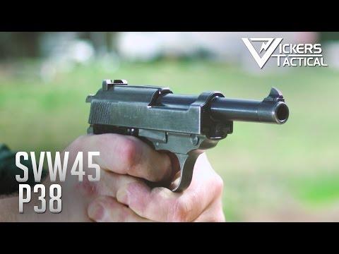 SVW45 P38 Pistol