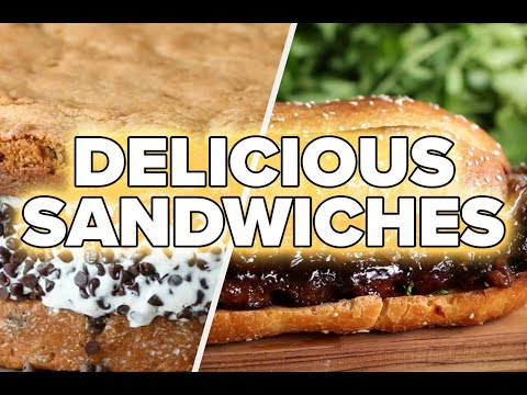 8 Sandwiches To Satisfy Your Hunger ? Tasty
