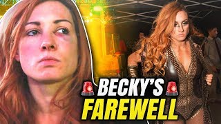 Becky Lynch LEAVING WWE After Contract Negotiations GO HORRIBLY WRONG? - WWE News