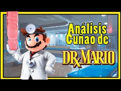 Análisis Cuñao de Dr. Mario (NES)