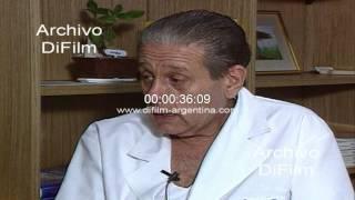 Rene Favaloro habla de la legalizacion del aborto 1996