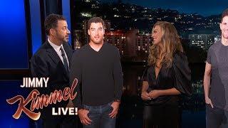 Jimmy Kimmel Predicts Bachelorette Winner