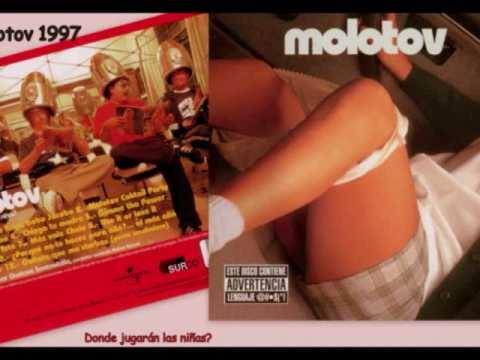 Molotov-  ¿Dónde jugarán las niñas? - Que no te haga bobo Jacobo
