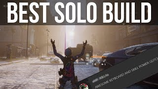 The Division 1.7 | Best Solo Build (DESTROY EVERYONE)