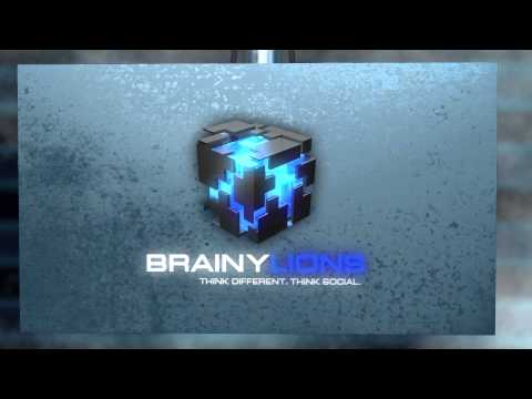 Corporate Logo - Revealed - Brainy Lions Online Services ℗ Ltd.