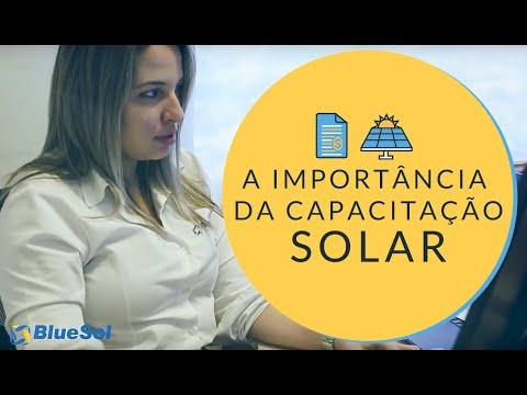 A importância da Capacitação Solar