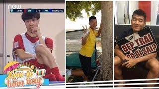 """Top 5 """"Vựa Muối"""" Mặn Nhất U23 Việt Nam - Cầu Thủ Hài Hước Nhất ĐT Việt Nam"""