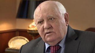 Mikhail Gorbachev: 'Từ bỏ chức vụ là chiến thắng của tôi'